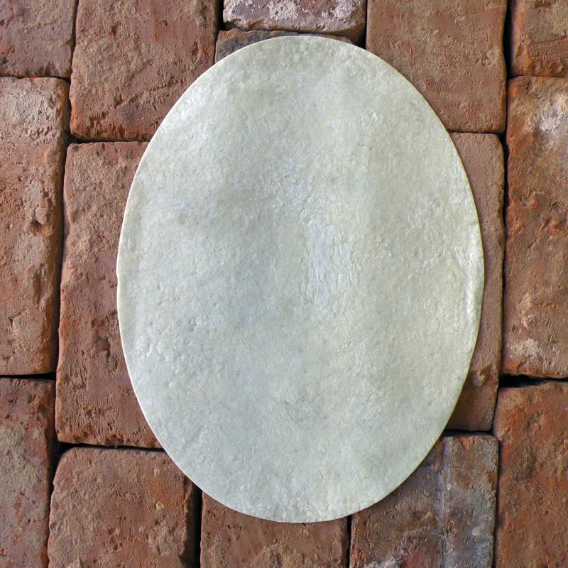 Flammkuchenboden oval
